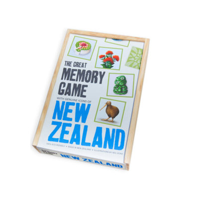 great nz memory game