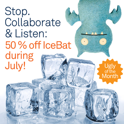 Ice Bat UglyDoll NZ